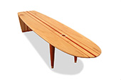Jahroc-Malibu Coffee Table blackbutt